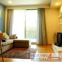 Аренда квартиры с 1 спальней на юге Хуа Хина в Baan Sansuk — 70754