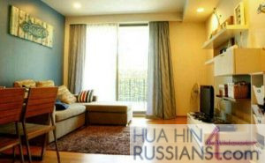 Аренда квартиры с 1 спальней на юге Хуа Хина в Baan Sansuk — 70754 на  за 38000