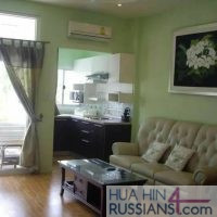 Аренда таунхауса с 2 спальнями в центре Хуа Хина в Sport Villa Huahin — 80130
