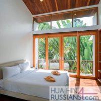 Аренда виллы с 3 спальнями у моря в Пранбури — 80131