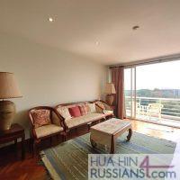 Аренда квартиры с 2 спальнями в центре Хуа Хина в Baan San Saran Hua Hin — 70771
