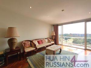 Аренда квартиры с 2 спальнями в центре Хуа Хина в Baan San Saran Hua Hin — 70771 на  за 58000
