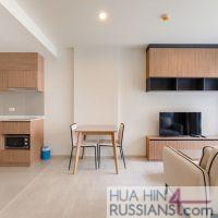 Аренда квартиры с 1 спальней в центре Хуа Хина в La Casita Hua Hin — 70761