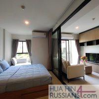 Аренда квартиры с 1 спальней в центре Хуа Хина в La Casita Hua Hin — 70762