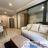 Аренда квартиры с 1 спальней в центре Хуа Хина в La Casita Hua Hin — 70763