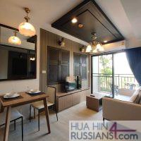 Аренда квартиры с 1 спальней в центре Хуа Хина в La Casita Hua Hin — 70764