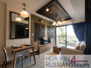 Аренда квартиры с 1 спальней в центре Хуа Хина в La Casita Hua Hin — 70764 на  за 30000