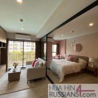 Аренда квартиры с 1 спальней в центре Хуа Хина в La Casita Hua Hin — 70765