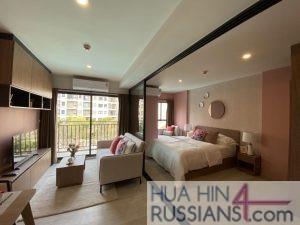Аренда квартиры с 1 спальней в центре Хуа Хина в La Casita Hua Hin — 70765 на  за 30000