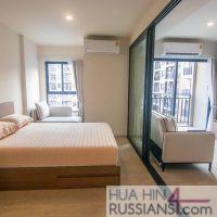 Аренда квартиры с 1 спальней в центре Хуа Хина в La Casita Hua Hin — 70766