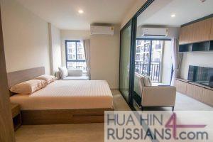 Аренда квартиры с 1 спальней в центре Хуа Хина в La Casita Hua Hin — 70766 на  за 30000