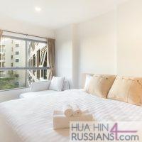 Аренда квартиры с 2 спальнями в центре Хуа Хина в La Casita Hua Hin — 70767
