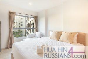 Аренда квартиры с 2 спальнями в центре Хуа Хина в La Casita Hua Hin — 70767 на  за 40000